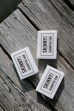 Load image into Gallery viewer, SKINNY & CO. Calming Lavender Orange Shampoo Bar- 100% Chemical Free - 5 oz.