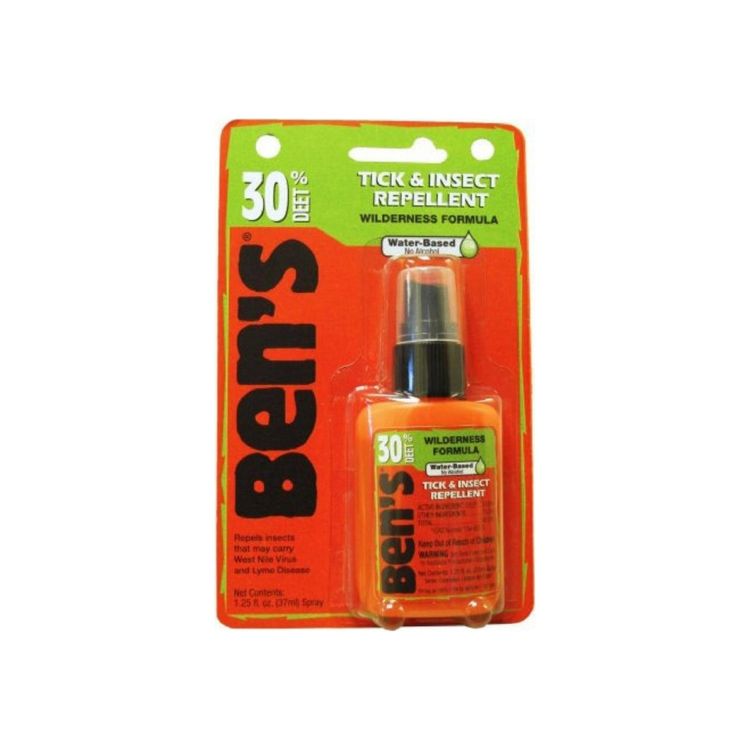 Ben's 30 DEET Tick and Insect Repellent 1.25 oz