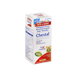 Boiron Chestal Children's Cold and Cough Syrup 6.7 oz