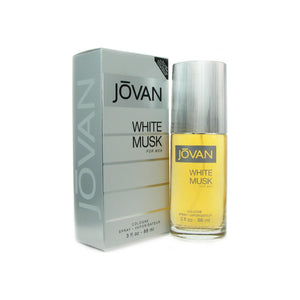 White Musk By Jovan Eau de Cologne Spray for Men 3 oz