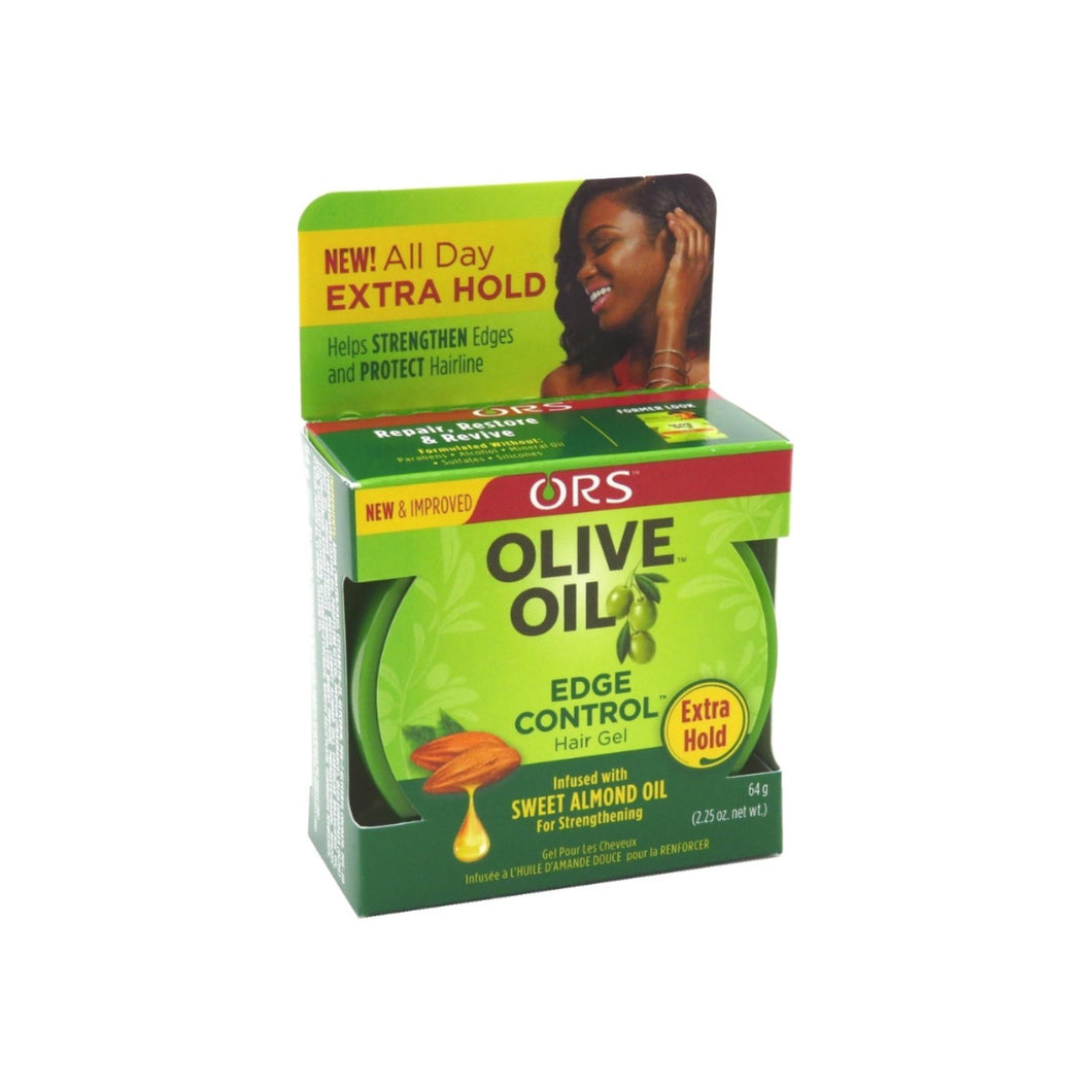 ORS Olive Oil Edge Control Gel, 2.25 oz