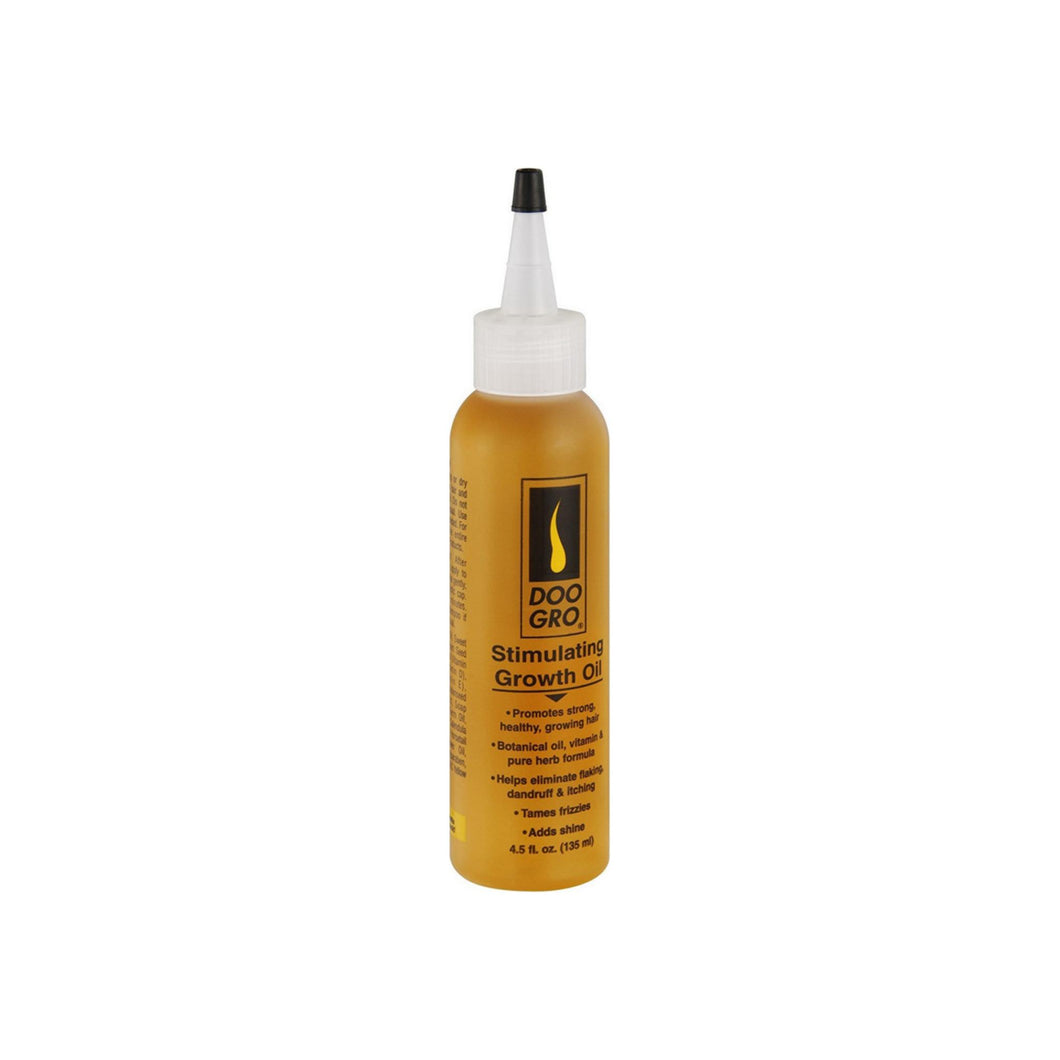 DOO GRO Stimulating Growth Oil, 4.5 oz
