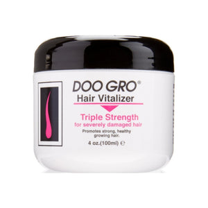 DOO GRO Hair Vitalizer Triple Strength for Severely Damaged Hair, 4 oz