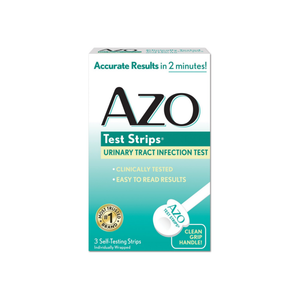 AZO Test Strips Urinary Tract Infection Test 3 ea