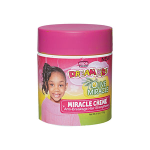 African Pride Dream Kids Olive Miracle Creme 6 oz