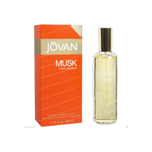 Jovan Musk Cologne Concentrate Spray for Women 3.25 oz