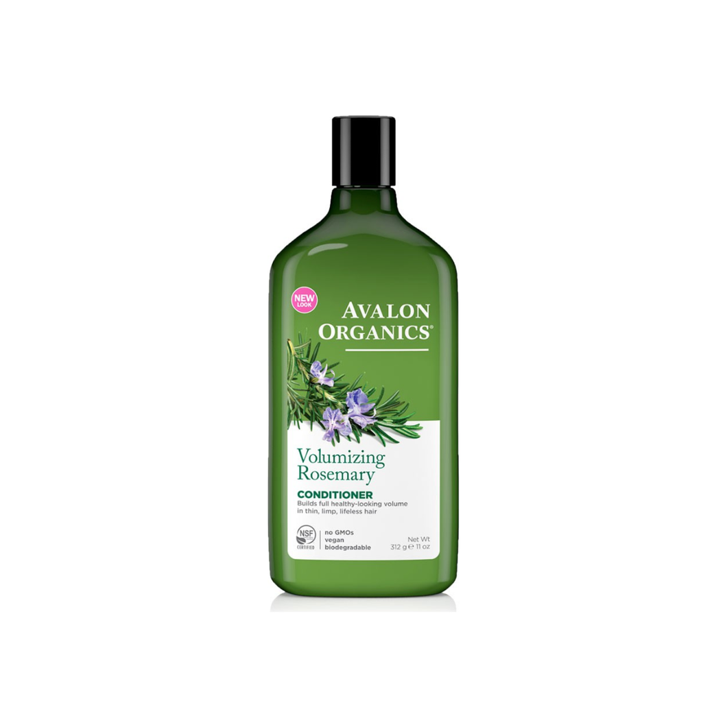 Avalon Organics Volumizing Conditioner, Rosemary  11 oz
