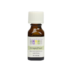 Aura Cacia Essential Oil, Grapefruit 0.50 oz