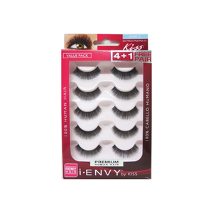 KISS i-Envy Juicy Volume Eye Lashes 5 ea
