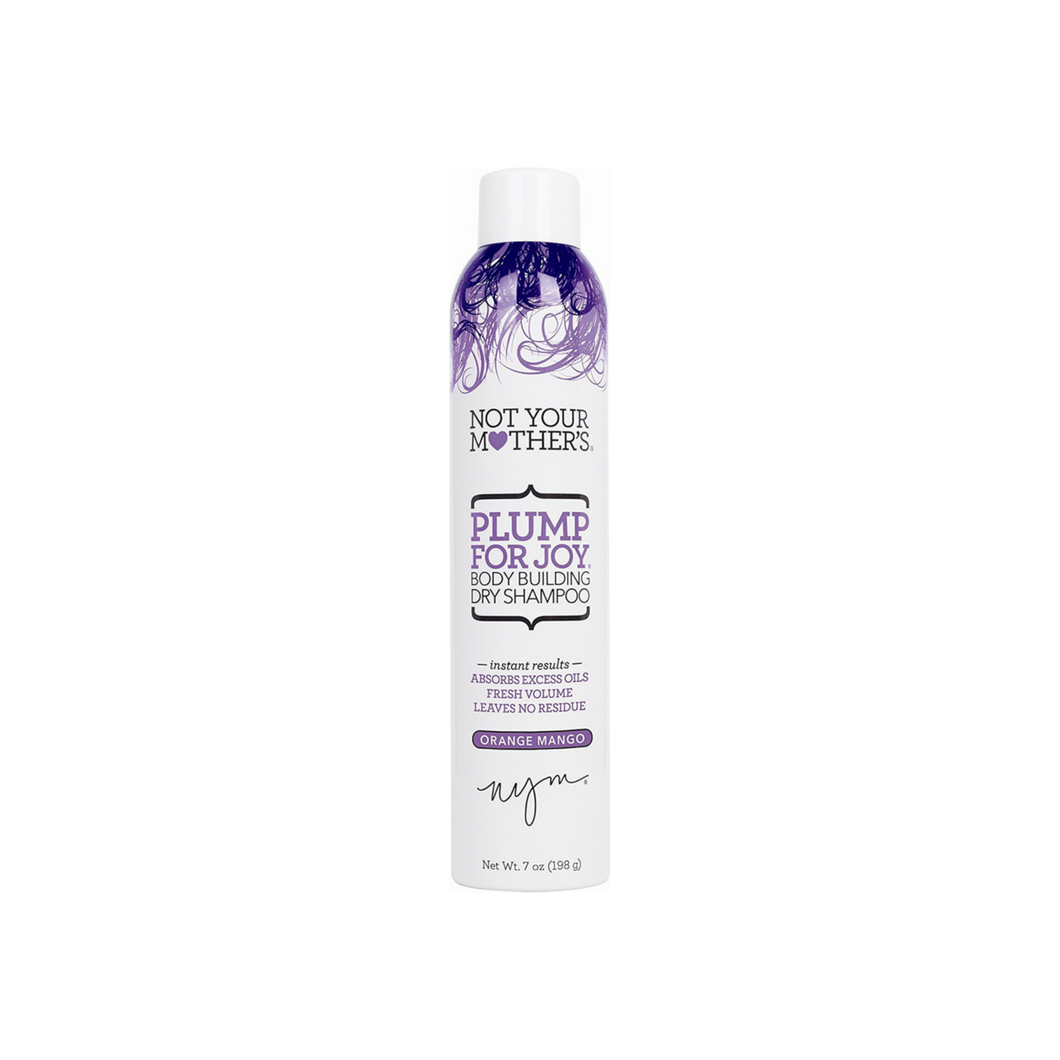 Not Your Mother's Plump for Joy Body Building Dry Shampoo, Orange Mango 7 oz