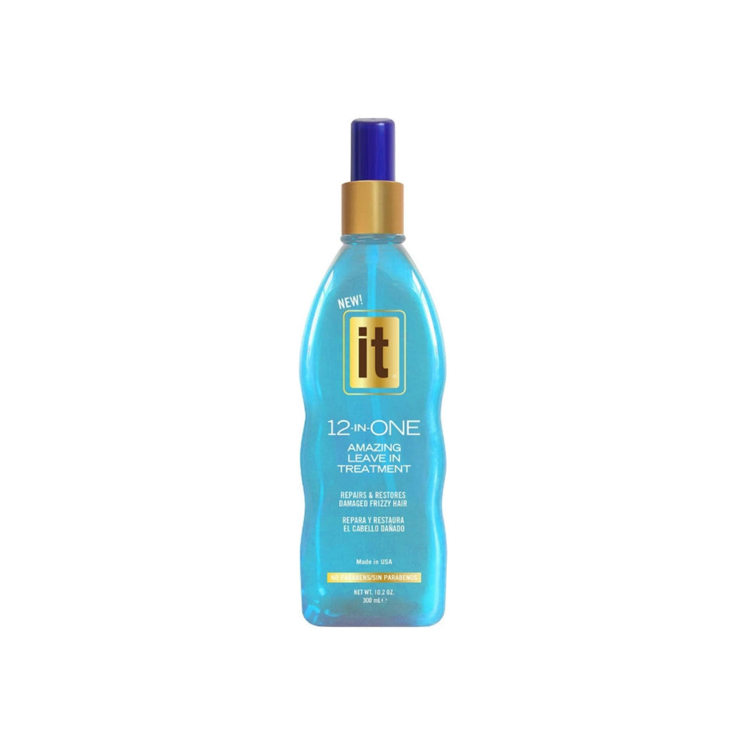 It Haircare 12-In-One Amazing Leave-In Treatment 10.20 oz