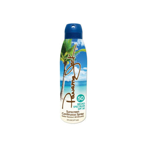 Panama Jack Continuous Sunscreen Spray SPF 50 6 oz