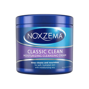 Noxzema Classic Clean, Moisturizing Cleansing Cream 12 oz