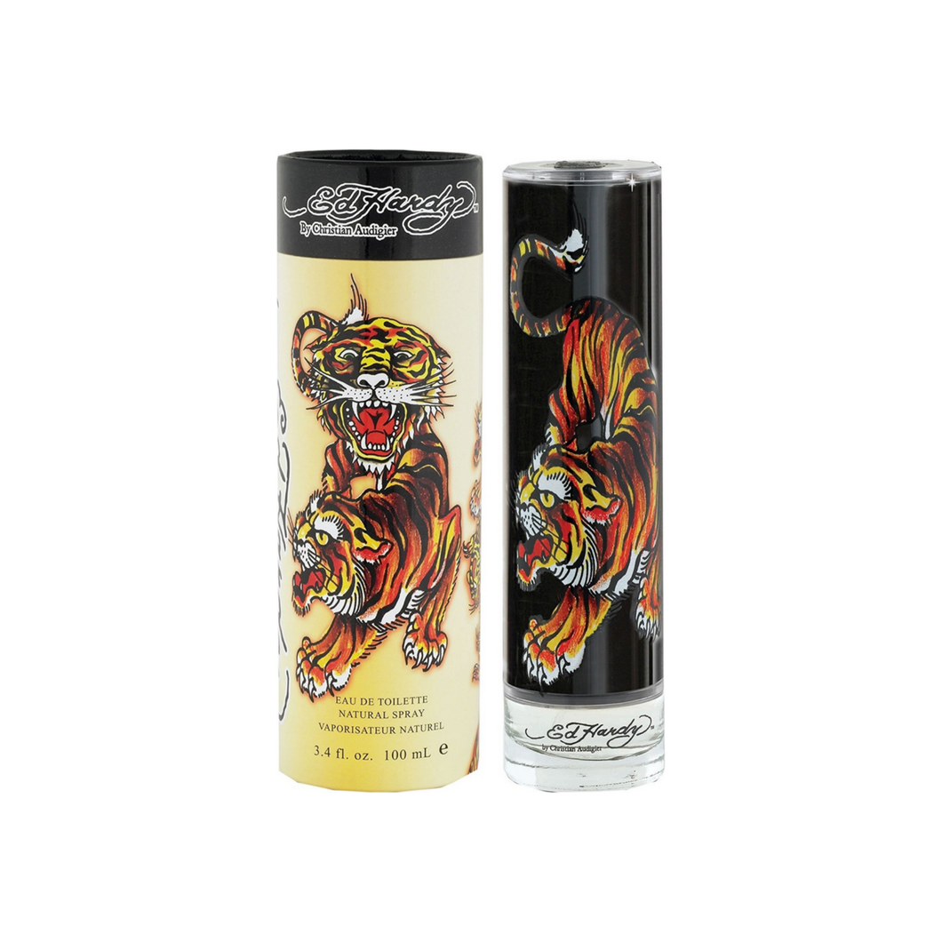 Ed Hardy Eau de Toilette Spray for Men 3.40 oz