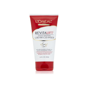 L'Oreal Dermo-Expertise RevitaLift Radiant Smoothing Cream Cleanser 5 oz