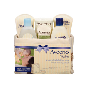 AVEENO Baby Essential Daily Care Baby & Mommy Gift Set 1 ea