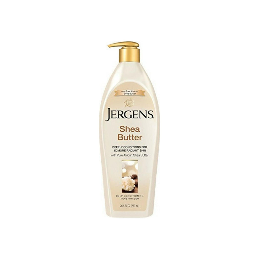 Jergens Shea Butter Deep Conditioning Moisturizer 26.50 oz