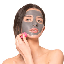 Load image into Gallery viewer, Biovène Charcoal Magnet Mask in Jar-3 oz- Anti Aging and Rejuvenating Iron Magnetic Particle Charcoal Magnetic Face Mask, Achieve a Smooth, Firm and Radiant Complexion
