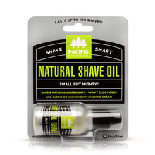 Load image into Gallery viewer, Pacific Shaving Company All Natural Shaving Oil 0.5 oz