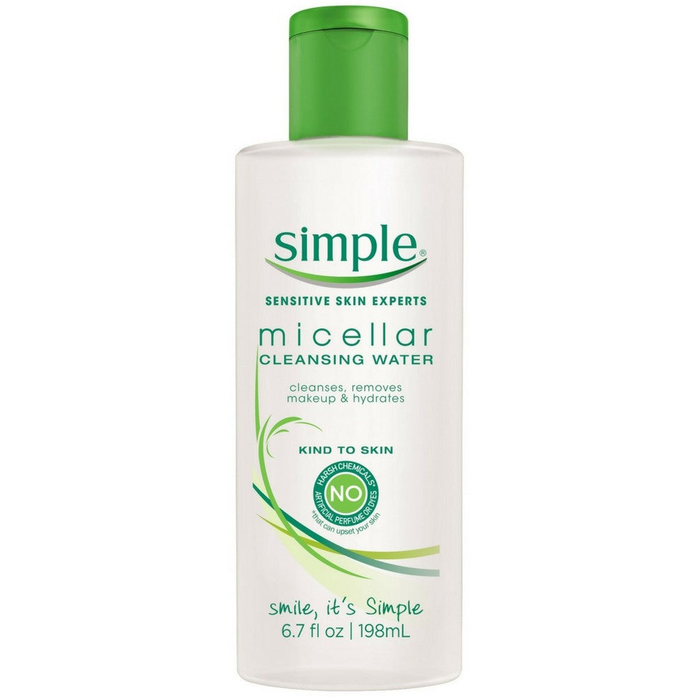Simple Kind to Skin Cleansing Water Micellar 6.7 oz