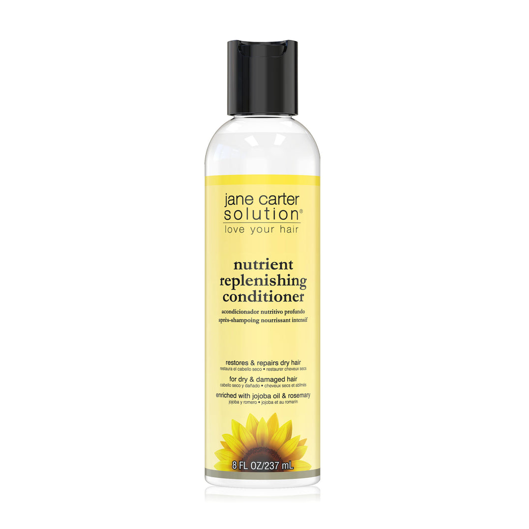 Jane Carter Solution Nutrient Replenishing Conditioner (8oz) - Nourishing, Repairing, Restorative, 1each