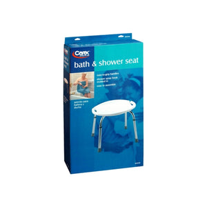 Carex Bath & Shower Seat B650-00 1 Each