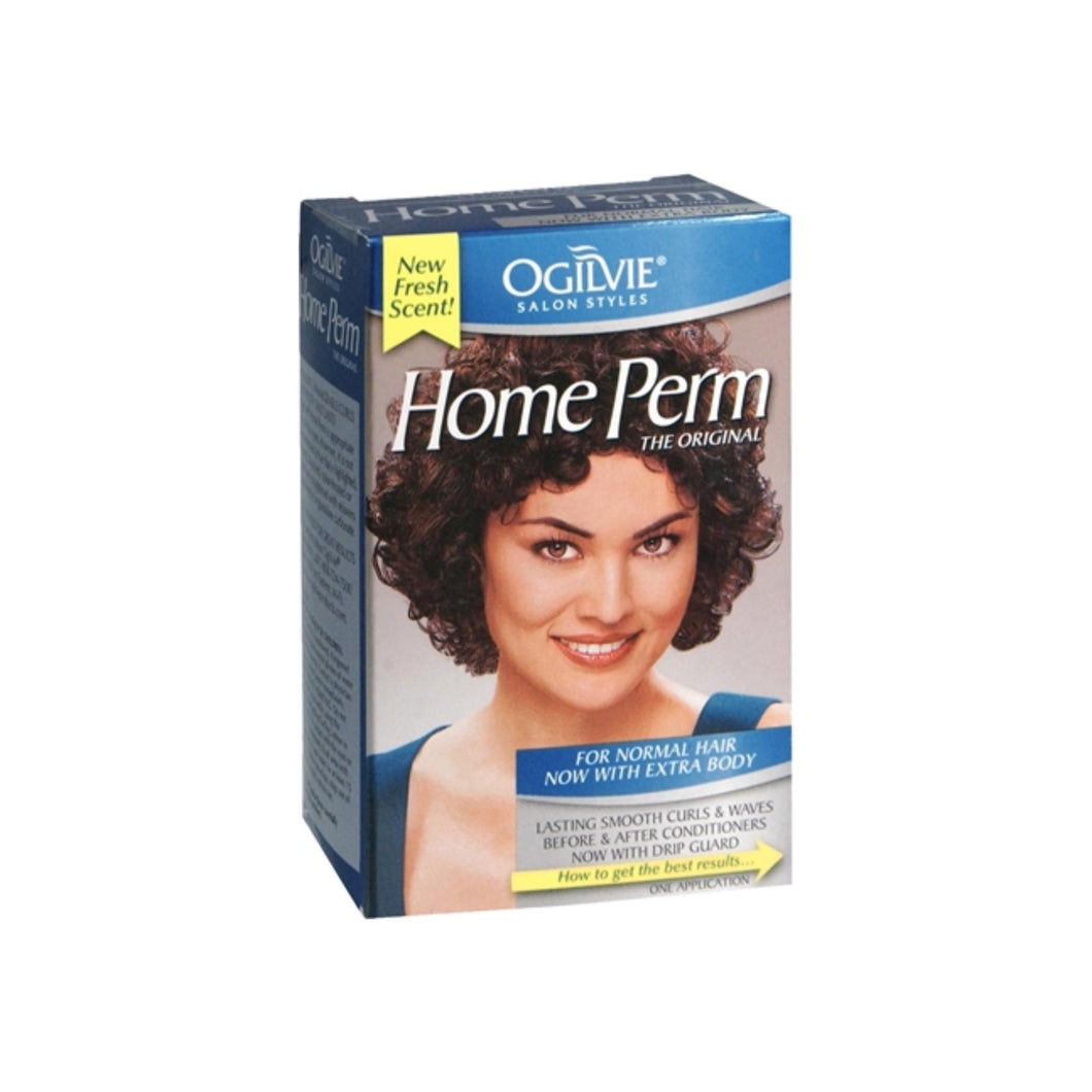 Ogilvie Home Perm The Original Normal Hair With Extra Body 1 Each