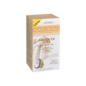 Andrea Naturals Hair Removal System All Over Wax 1 Each 25oz