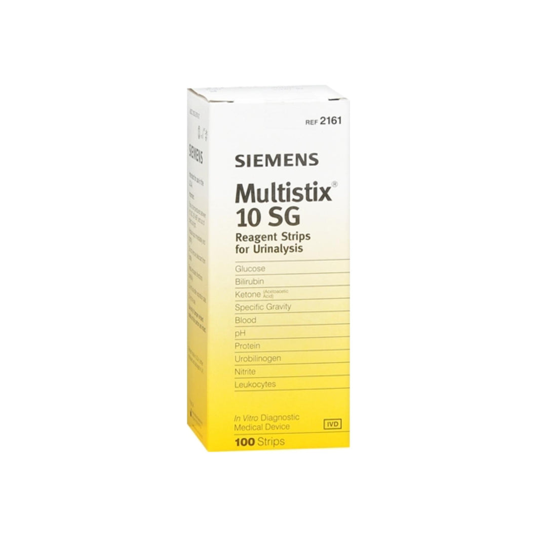 Multistix Reagent Strips 10 SG 100 Each