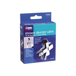 Carex Shower Diverter Valve B214-00 1 Each