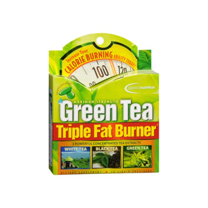 Applied Nutrition Green Tea Triple Fat Burner Liquid Soft-Gels 30 Soft Gels