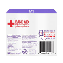 Load image into Gallery viewer, BAND-AID First Aid Cushion-Care Gauze Pads, 2in x 2in, 25 ea