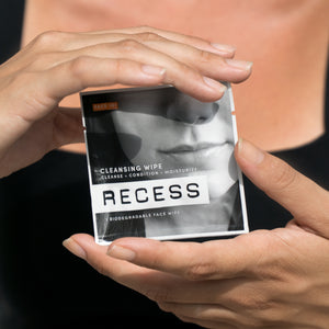 Recess Face 101: Face Cleansing Wipes