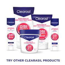 Load image into Gallery viewer, Clearasil Rapid Rescue Acne Spot Treatment Cream, 1 oz