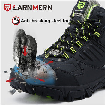 steel toe boots for men