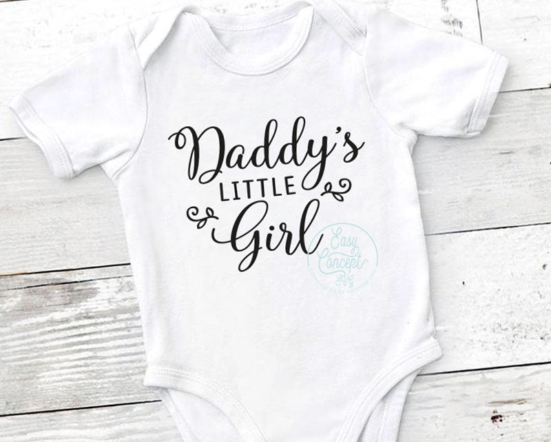 Daddy S Little Girl Svg Cut Files