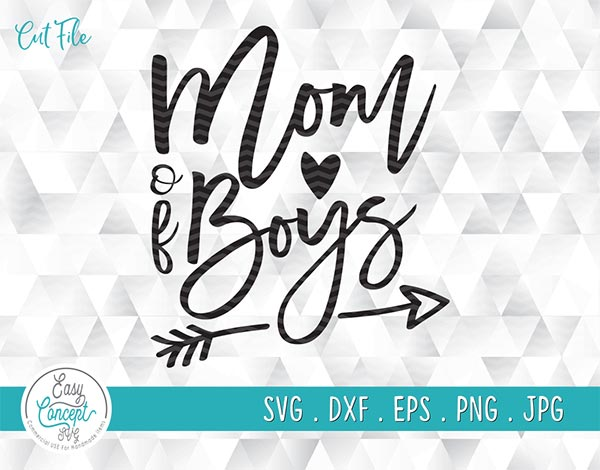 Free Sticker mother happy day happy day happy mother mother day happy sticker day sticker background decorative love decoration card ornament symbol mom template heart decor element greeting banner text ornate mothers day flower woman calligraphic icon poster calligraphy human valentine backdrop. Mom Of Boys Mothers Day Svg Cut Files For Cricut SVG, PNG, EPS, DXF File
