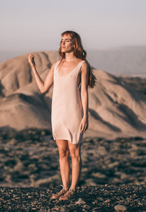 Vestido Roma Rose Cloud