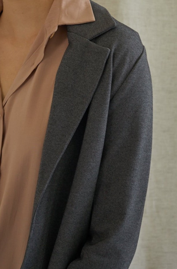 Blazer Lillie Dark Grey