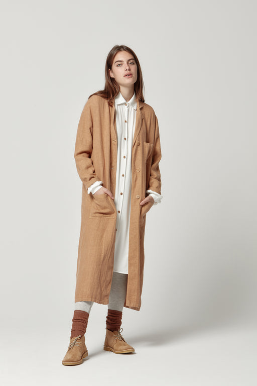 Coat Victoria Honey