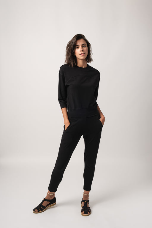 Sweat Organic Carla Black