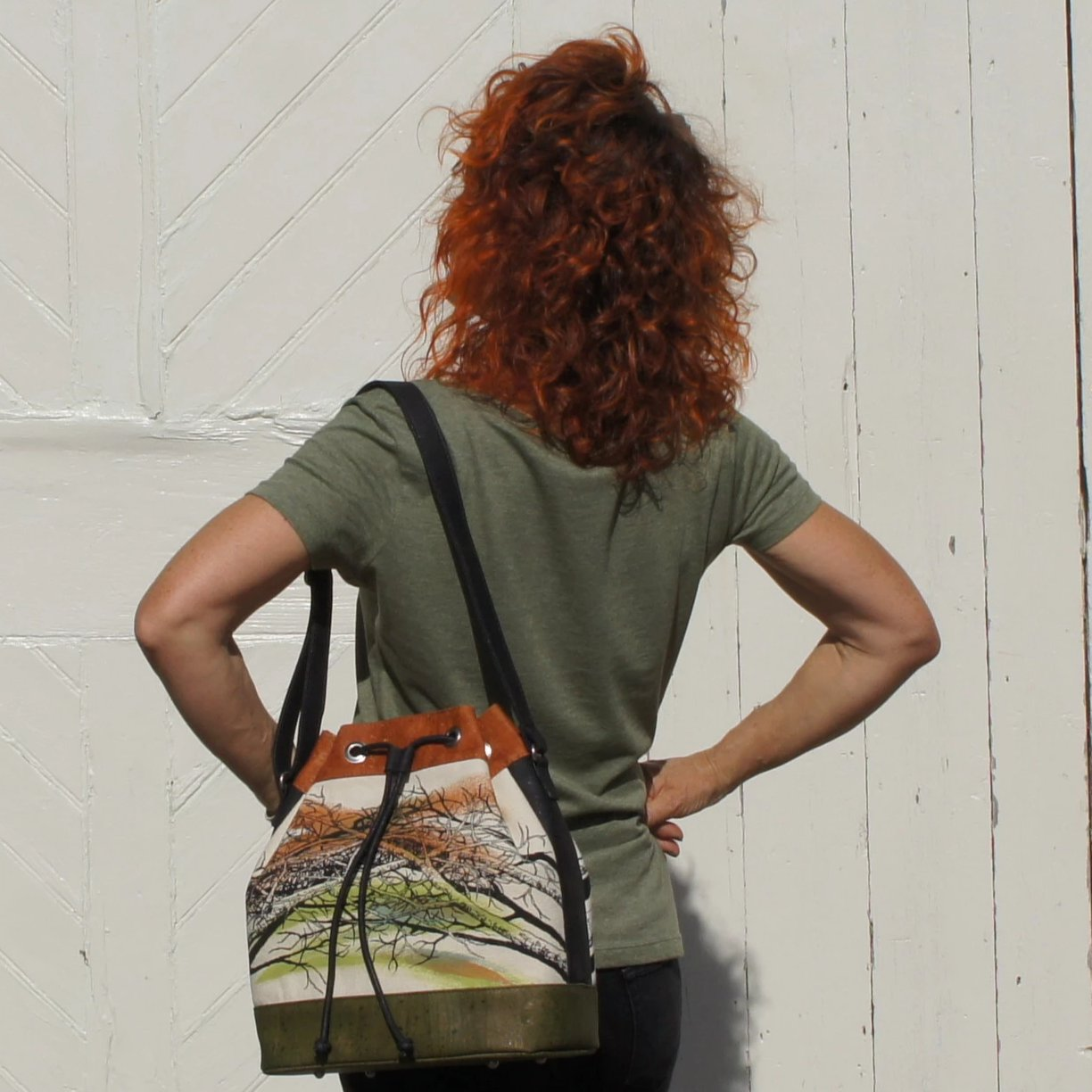 Bucket Bag: Branches Design