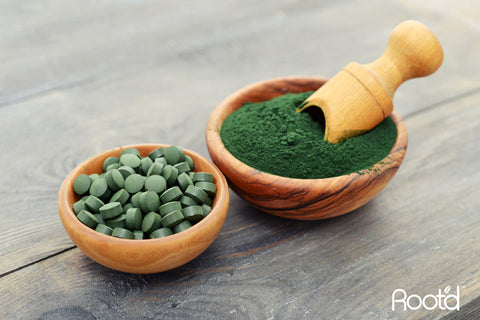 Multivitamin with Super Greens Chlorella