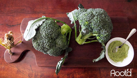 Multivitamin with Broccoli Super Greens