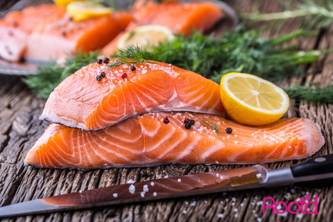 Salmon and Fatty Fish good Sources of Vitamin D - Root'd
