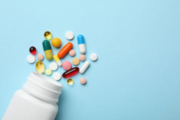Vitamin Pills - Liquid Vitamins Are Better