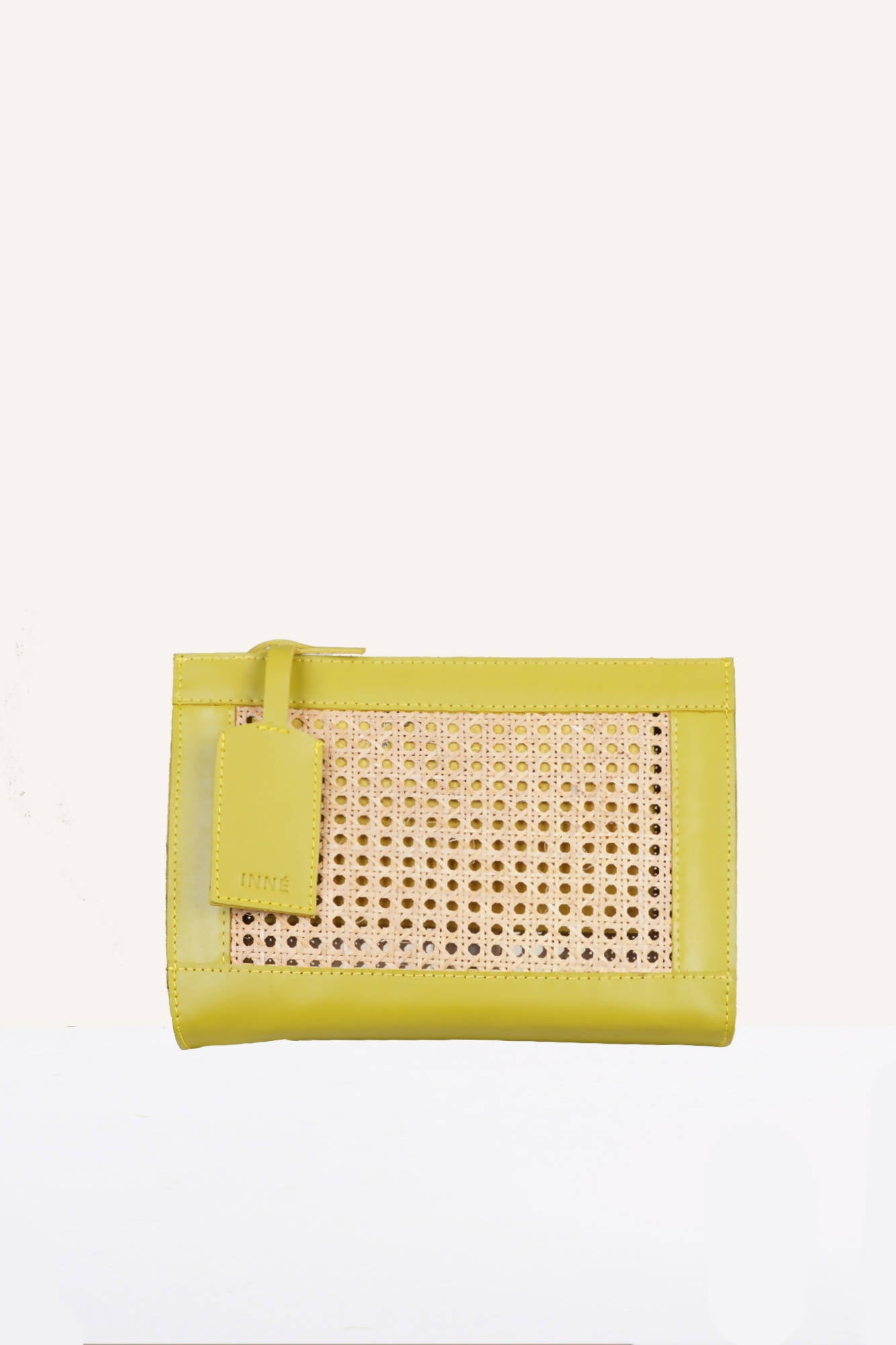 Sia Clutch Sling in Avocado