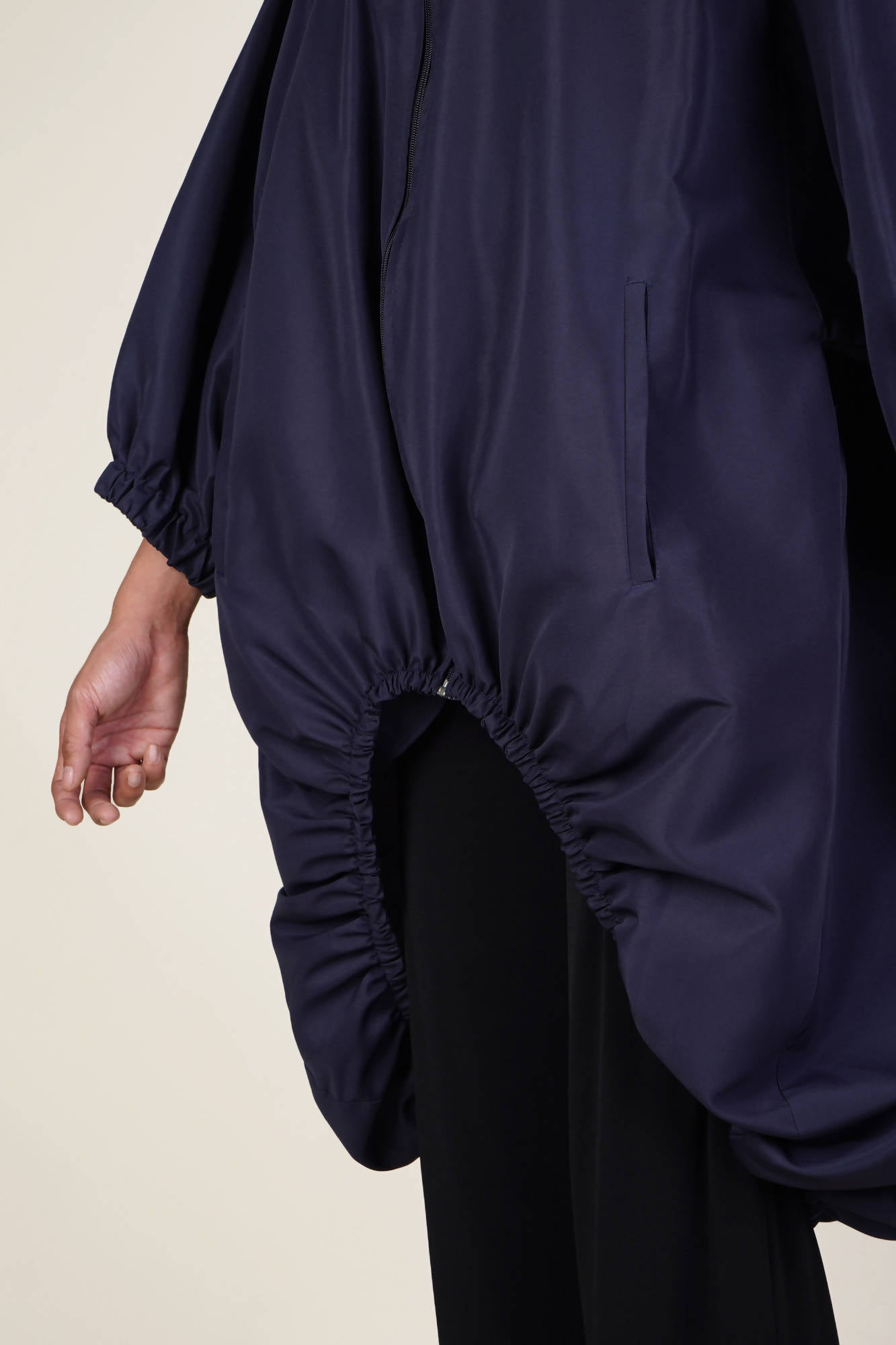 Protective Outerwear Design 4 in Navy