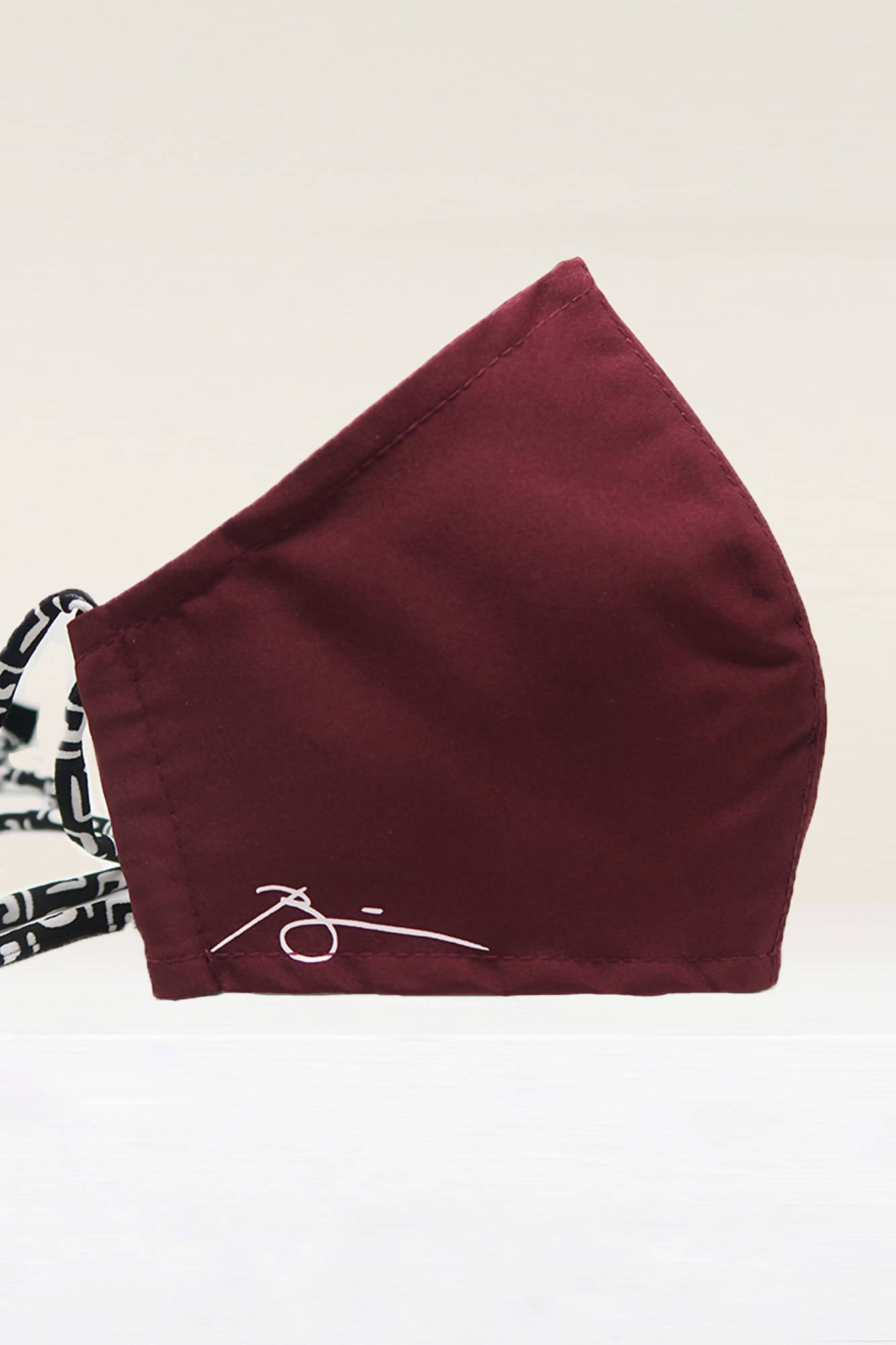 Protective Outerwear Facemask (ATRAS) in Maroon