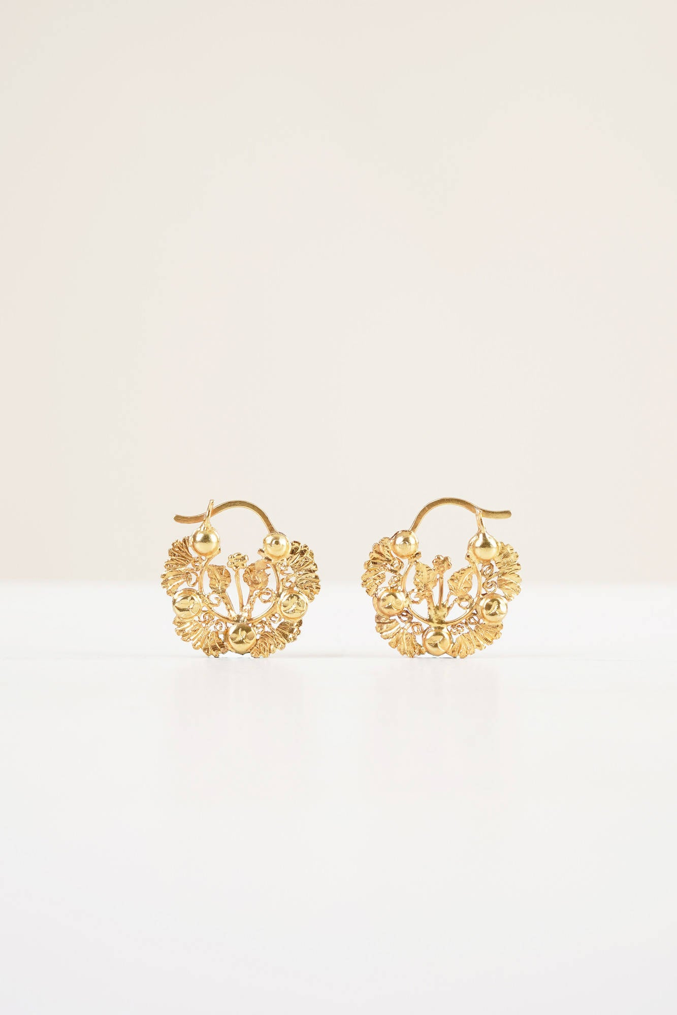 Felicia Creolla Earrings